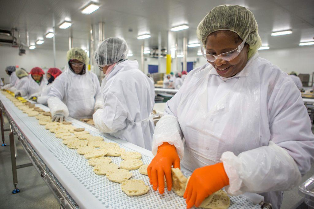 Maisto produktai ir verslas jų gamybos srityje