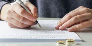 Santuokos nutraukimas bendru sutarimu