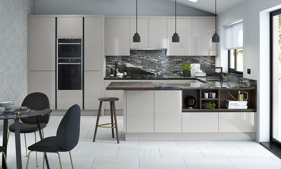 Virtuvės baldų pasirinkimas