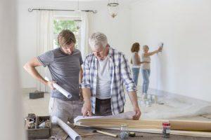 Būsto atnaujinimo darbai ir keli naudingi patarimai