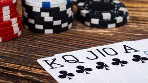 Internetiniai pokerio kambariai ir pokerio žaidimas