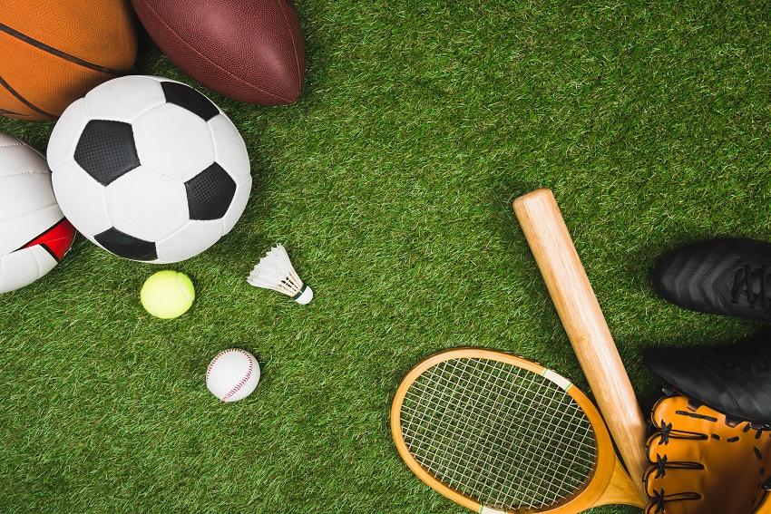 Domėjimasis sportu ir jo propagavimas